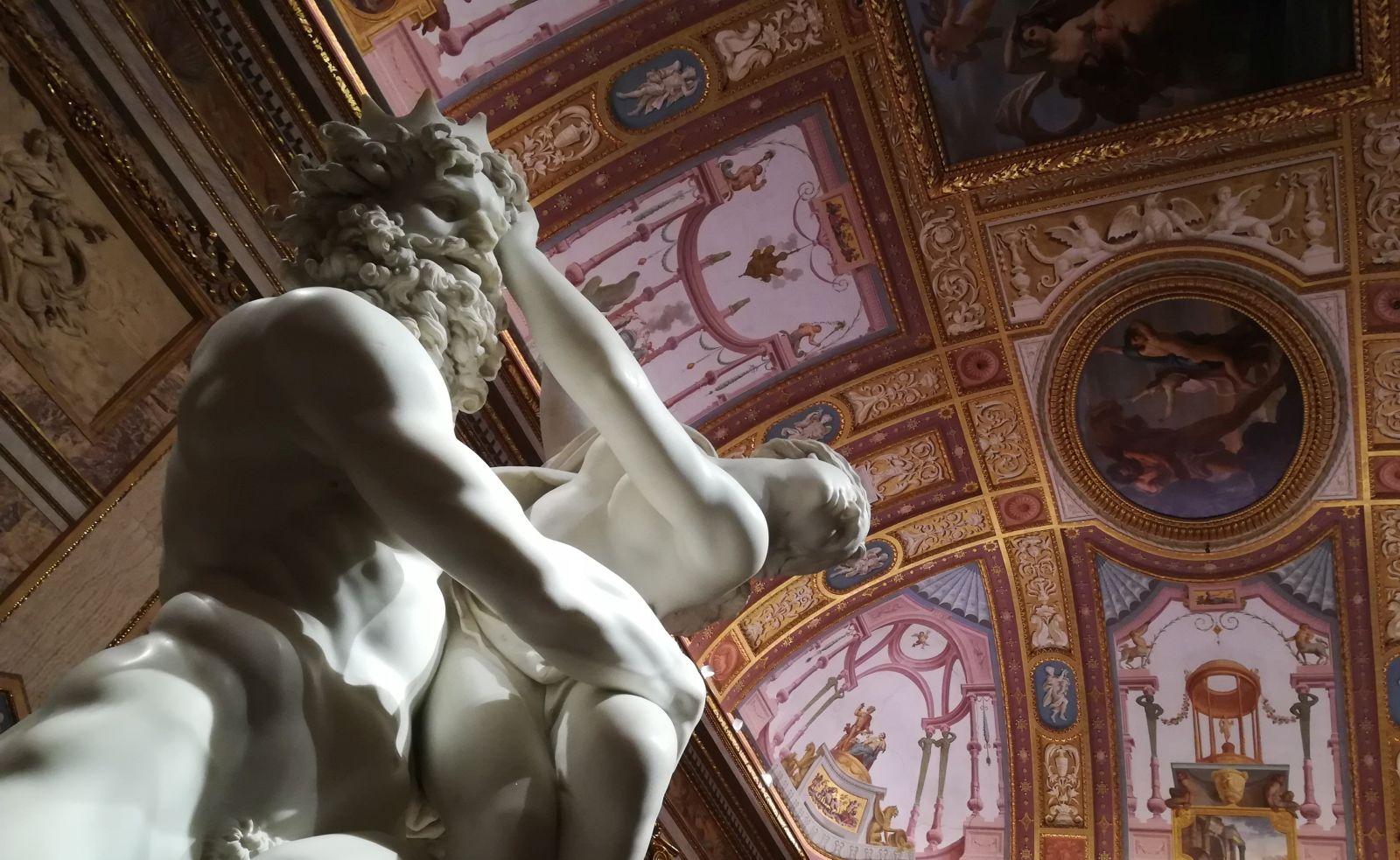 Lo Stile Di Bernini.Bernini Alla Galleria Borghese La Mostra Che Diventa Film Cameralook