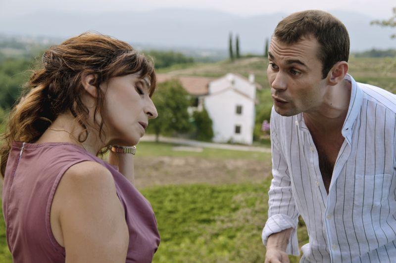Isabelle e Jérome (ph. di Massimo Righetti)