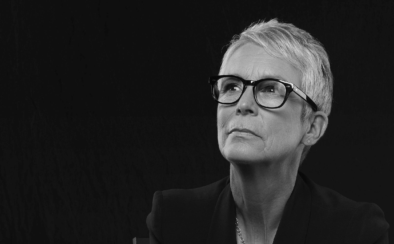 Exclusive - All Round Mandatory Credit: Photo by Andrew H. Walker/Variety/REX/Shutterstock (9765773gd) Jamie Lee Curtis - 'Halloween' Exclusive - Variety Portrait Studio Comic-Con, Day 2, San Diego, USA - 20 Jul 2018
