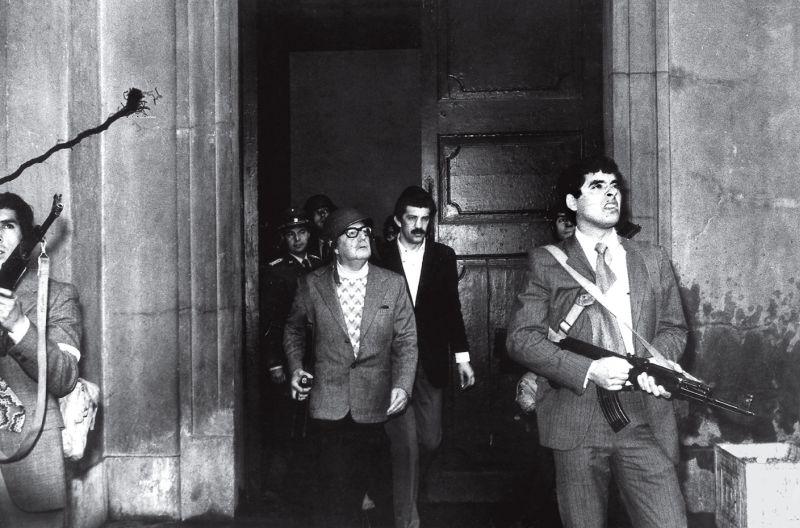 Santiago, Salvator Allende