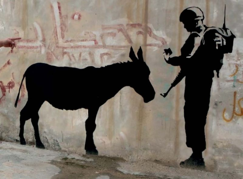 L'Uomo Che Rubò Banksy 1