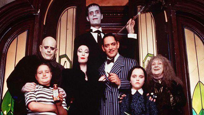 """""""La Famiglia Addams"""""""