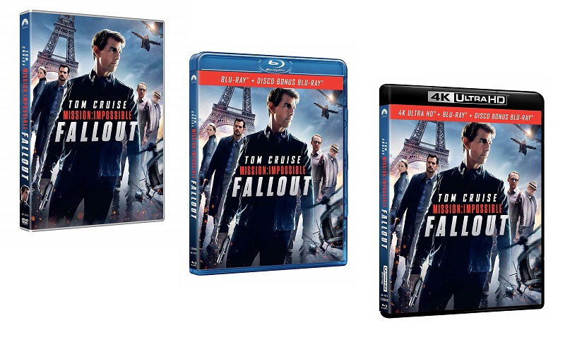 Mission Impossible Fallout Collection 1