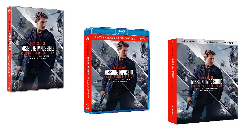 Mission Impossible Fallout Collection 2