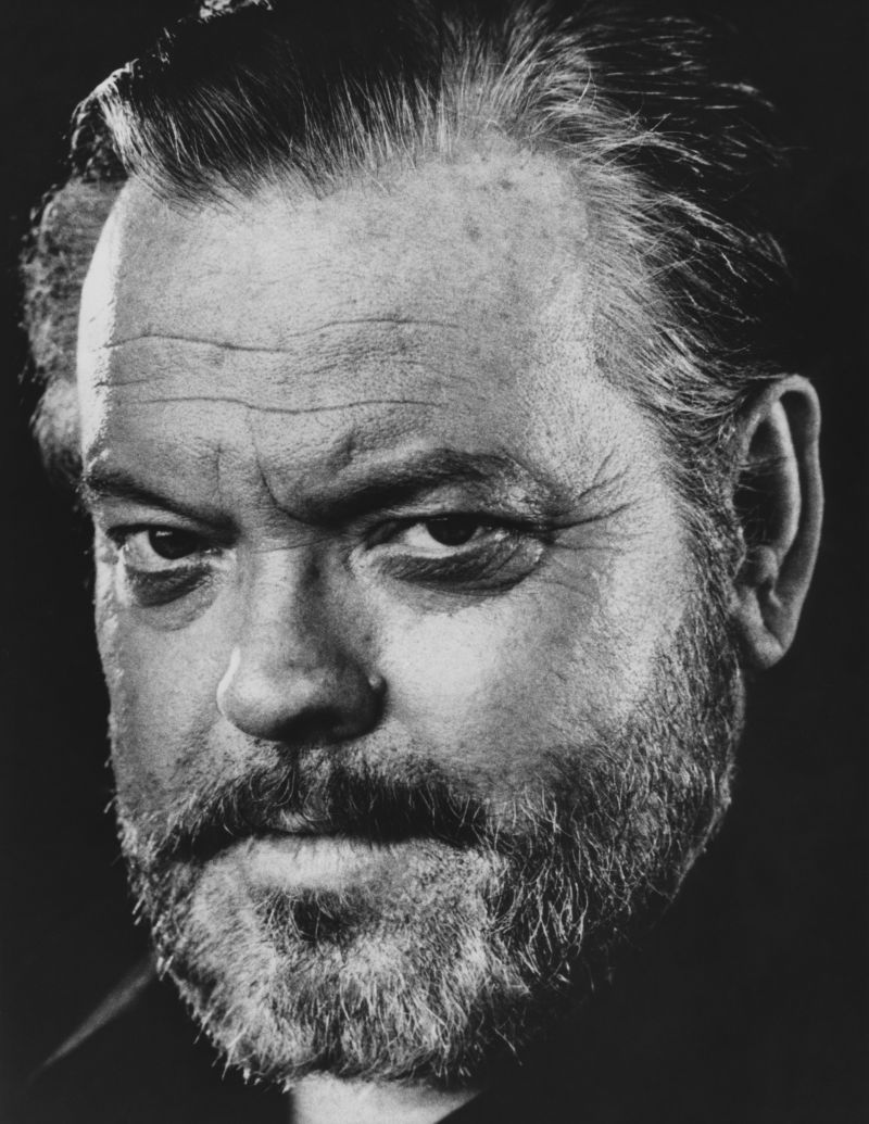 ORSON WELLES -- Pictured: Actor/Director, Orson Welles -- Photo by: NBCU Photo Bank