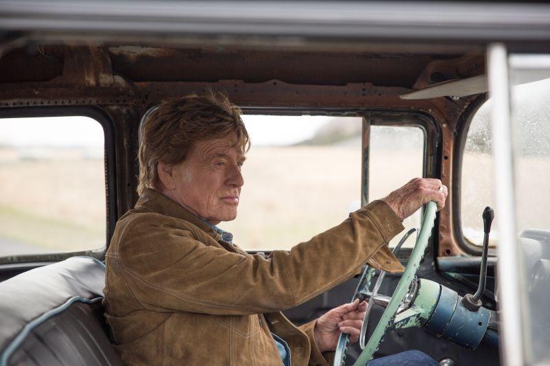 Robert Redford - Photo by Eric Zachanowich. © 2018 Twentieth Century Fox Film Corporation All Rights Reserved
