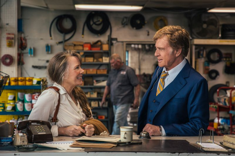 Sissy Spacek e Robert Redford - Photo by Eric Zachanowich. © 2018 Twentieth Century Fox Film Corporation All Rights Reserved