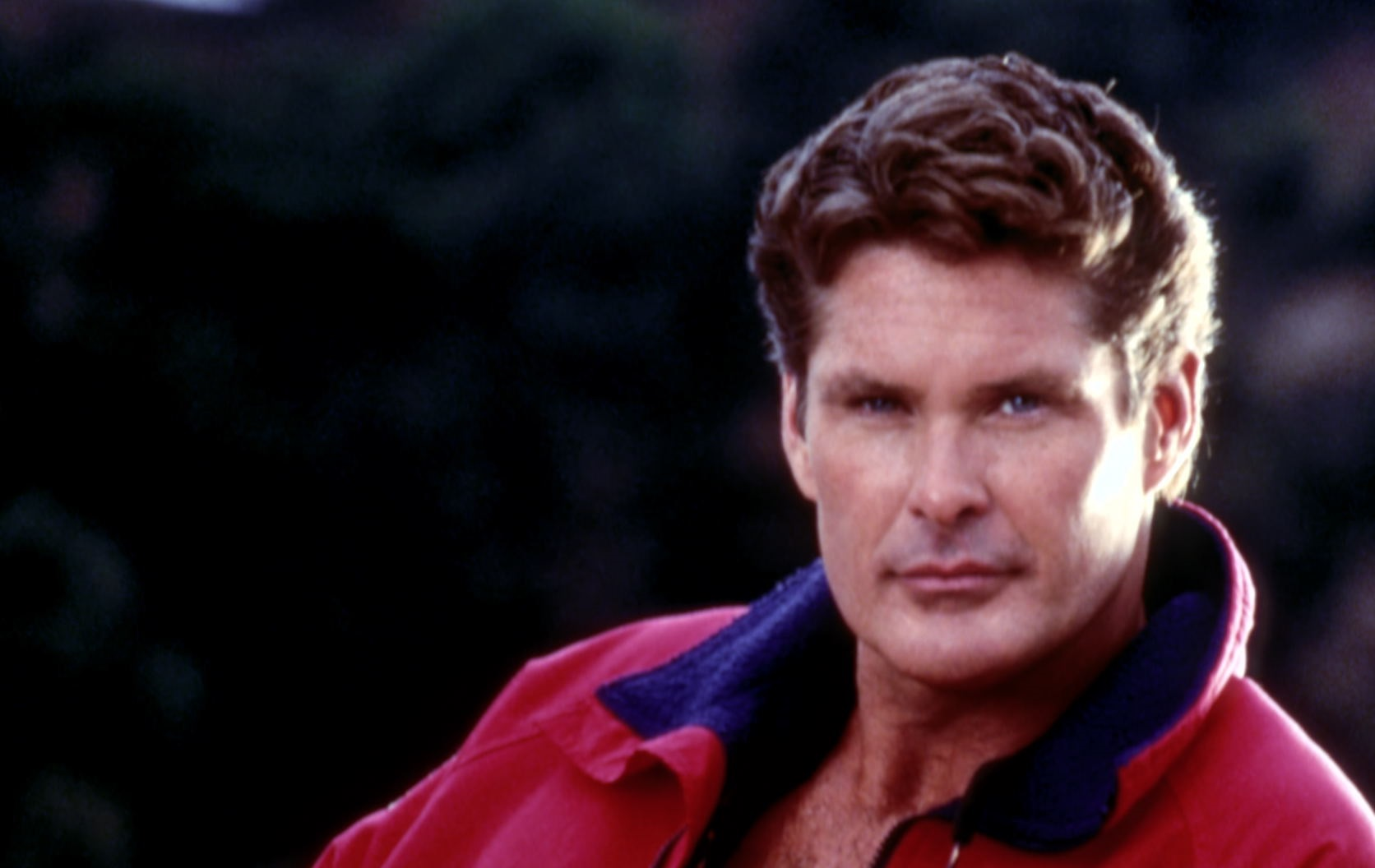 Baywatch David Hasselhoff as Mitch Buchannon  lifeguard