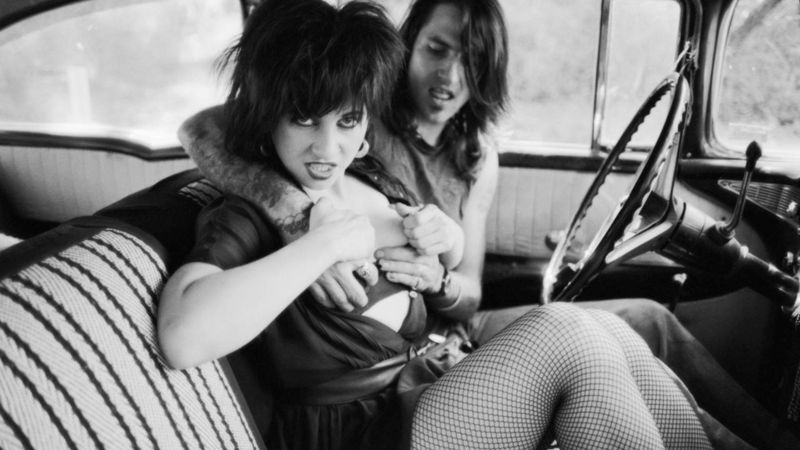 "Lydia Lunch in ""Fingered"" di Richard Kern"