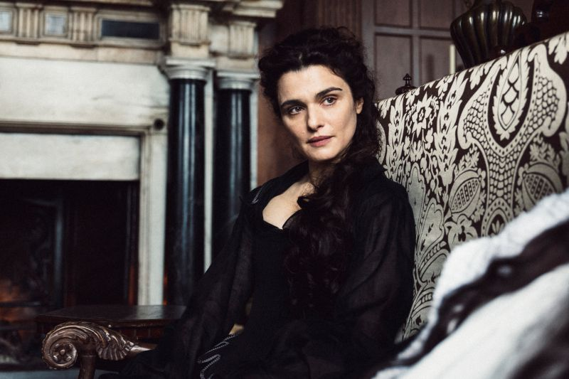Rachel Weisz (Photo by Yorgos Lanthimos. © 2018 Twentieth Century Fox Film Corporation All Rights Reserved)