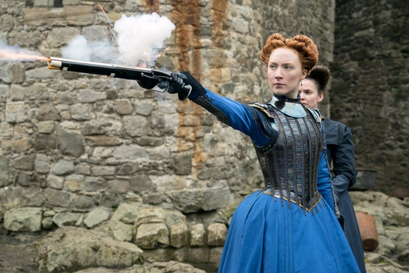 Saoirse Ronan (Photo Credit: Liam Daniel / Focus Features)