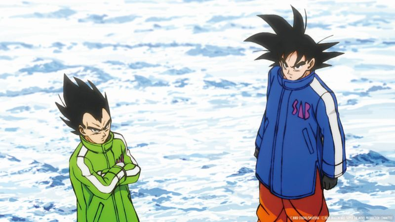 Dragon Ball Super Broly - Stills (16)