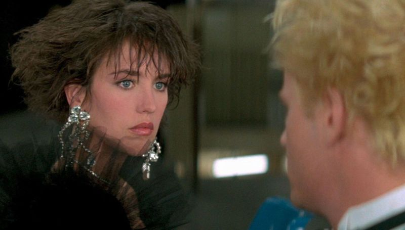 "Isabelle Adjani e Christopher Lambert in ""Subway"""