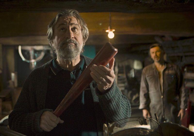 """Robert De Niro in """"Cose Nostre"""""""