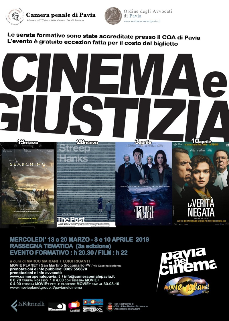 Cinema e Giustizia 2