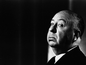 Alfred Hitchcock © Universal Pictures