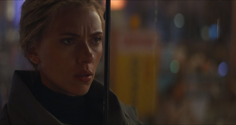 Black Widow/Natasha Romanoff (Scarlett Johansson)..Photo: Film Frame..©Marvel Studios 2019