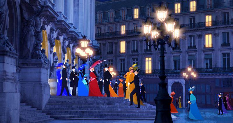 Dilili a Parigi 1