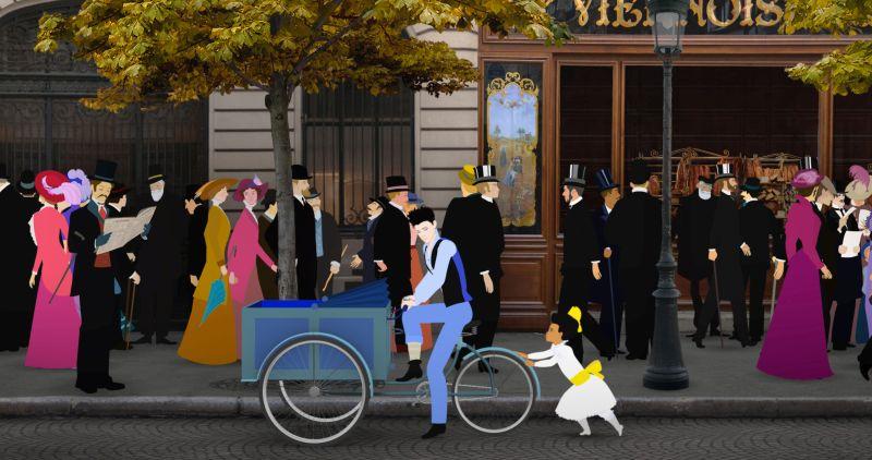 Dilili a Parigi 3