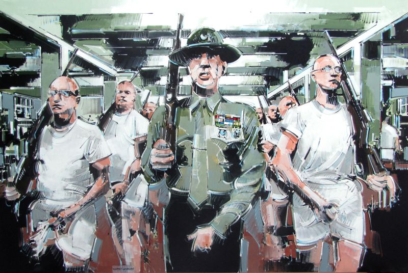 """Full Metal Jacket"""
