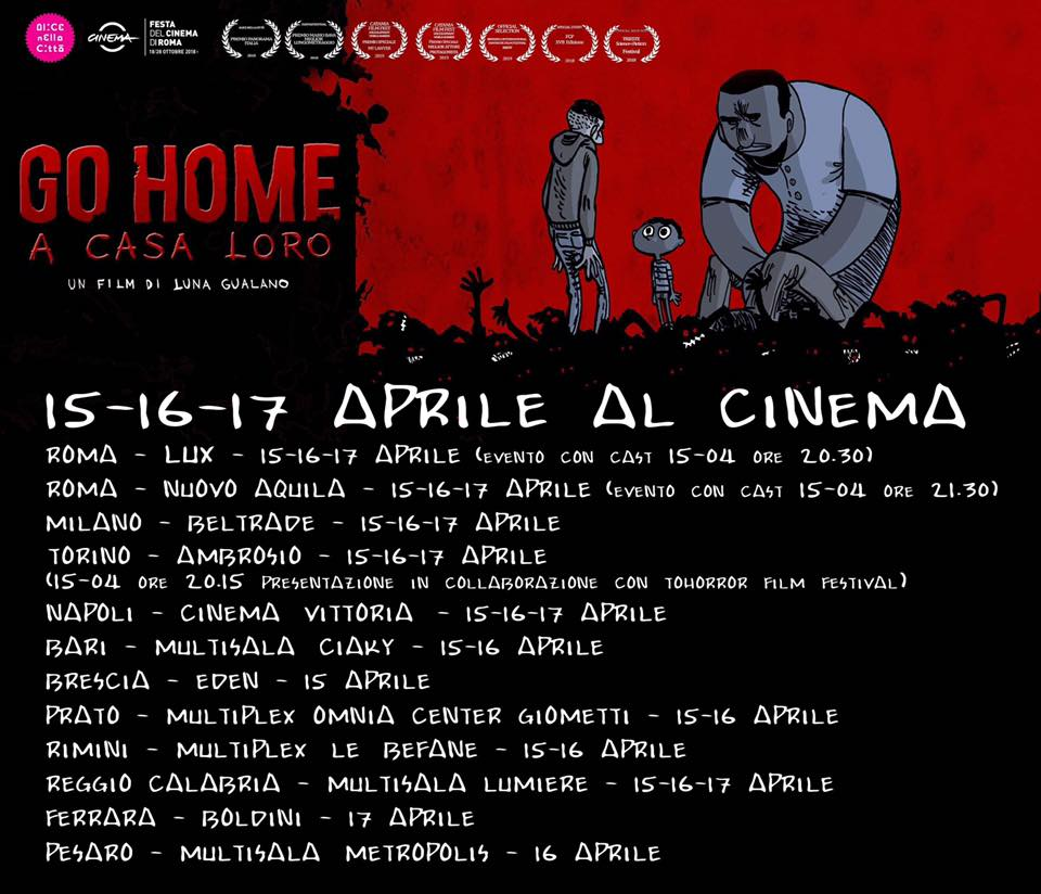 Go Home 4