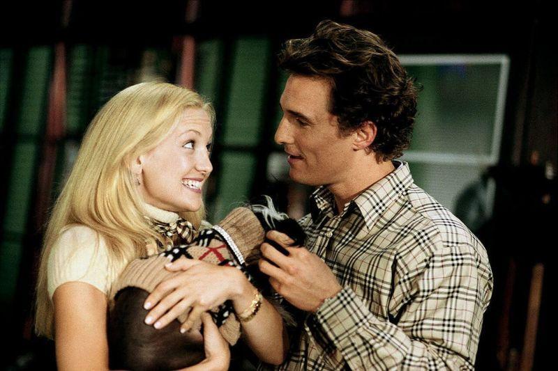 """""""Come Farsi Lasciare in 10 Giorni"""", accanto a Matthew McConaughey"""