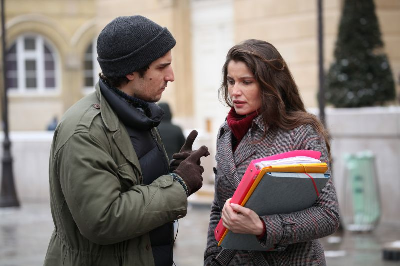 Louis Garrel e Laetitia Casta