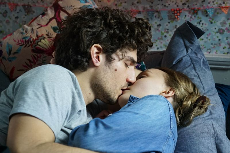 Louis Garrel e Lily-Rose Depp
