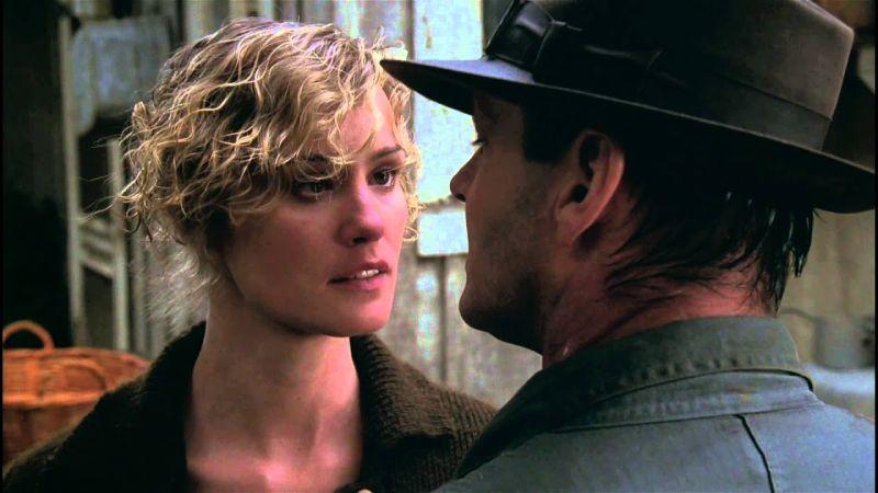 """Jessica Lange e Jack Nicholson in """"Il Postino Suona Sempre Due Volte"""""""