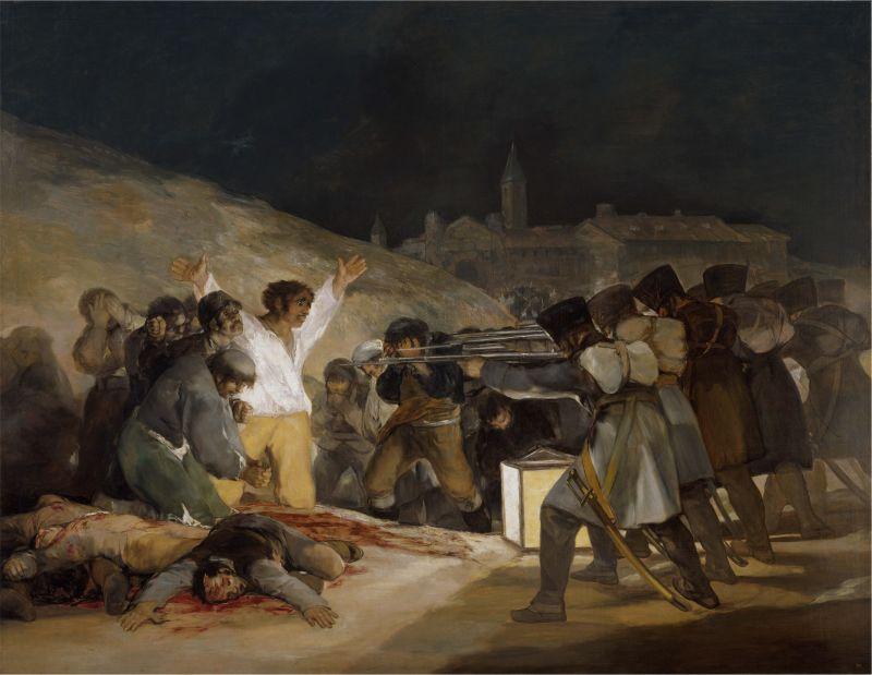 3 maggio 1808 Goya