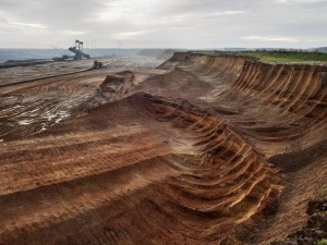 Coal Mine #1 North Rhine Westphalia Germany 2015 - Photo Credit: Edward Burtynsky, courtesy Admira Photography, Milan/Metivier Gallery, Toronto