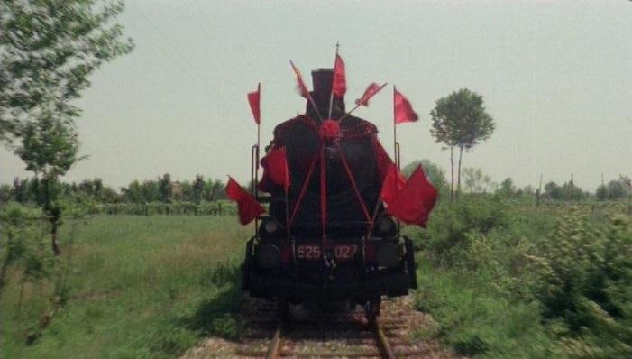 """Il treno di """"Novecento"""""""