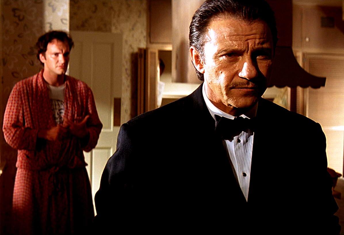 """Nel """"Pulp Fiction"""" di Quentin Tarantino"""