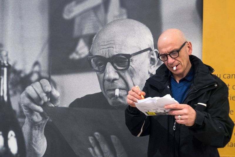 Phil Grabsky, EOS Young Picasso -® EXHIBITION ON SCREEN