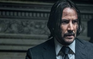 Keanu Reeves stars as 'John Wick' in JOHN WICK: CHAPTER 3 - PARABELLUM