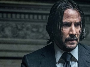 Keanu Reeves stars as 'John Wick' in JOHN WICK: CHAPTER 3 - PARABELLUM