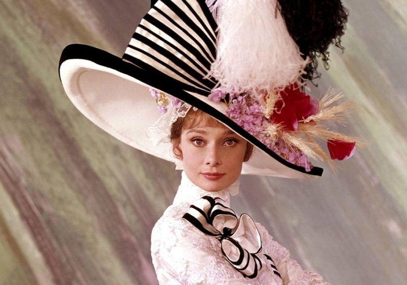 "Audrey Hepburn in ""My Fair Lady"""