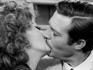 Marcello Mastroianni e Sophia Loren in Matrimonio all'italiana di Vittorio De Sica (1964) -  Foto di Pierluigi Praturlon