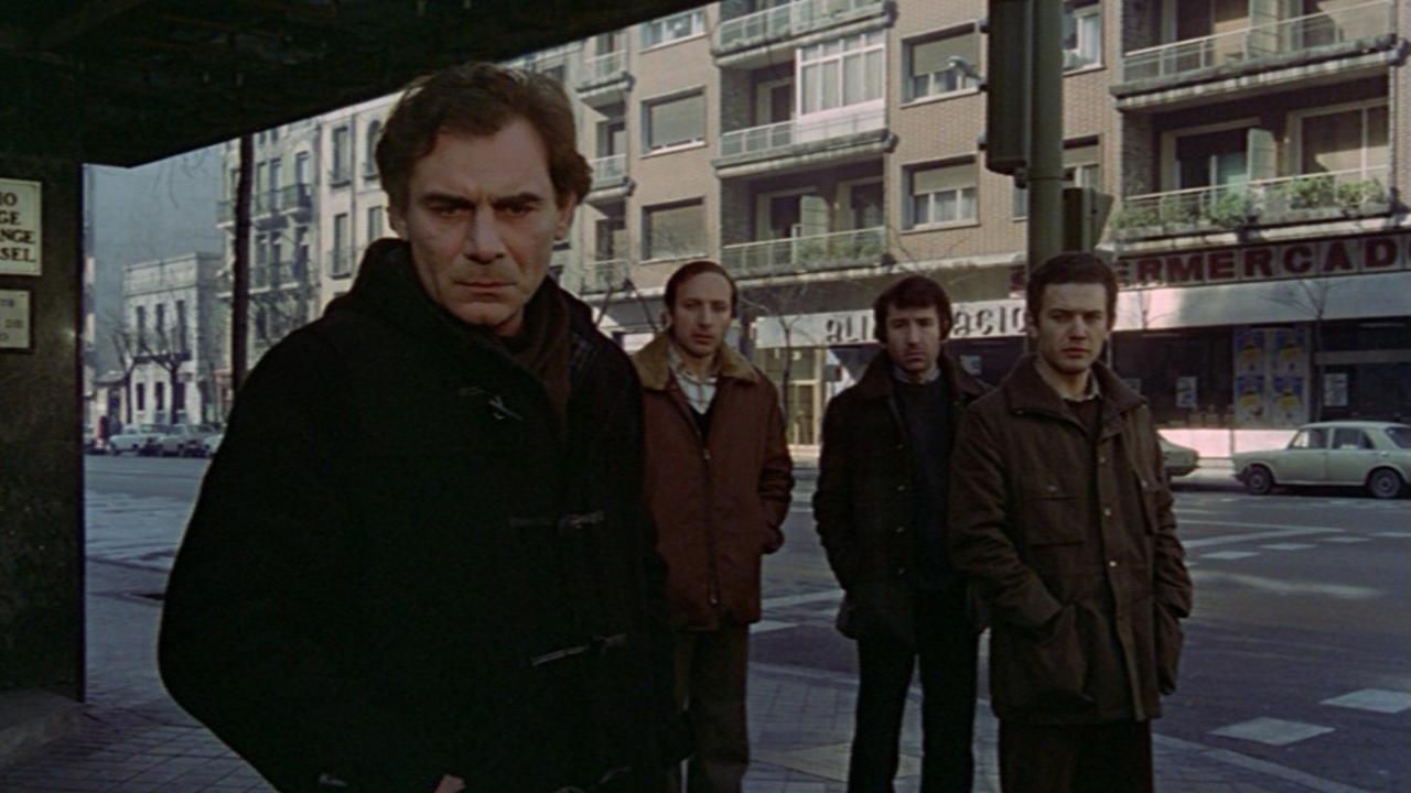 "Gian Maria Volonté in ""Ogro"""