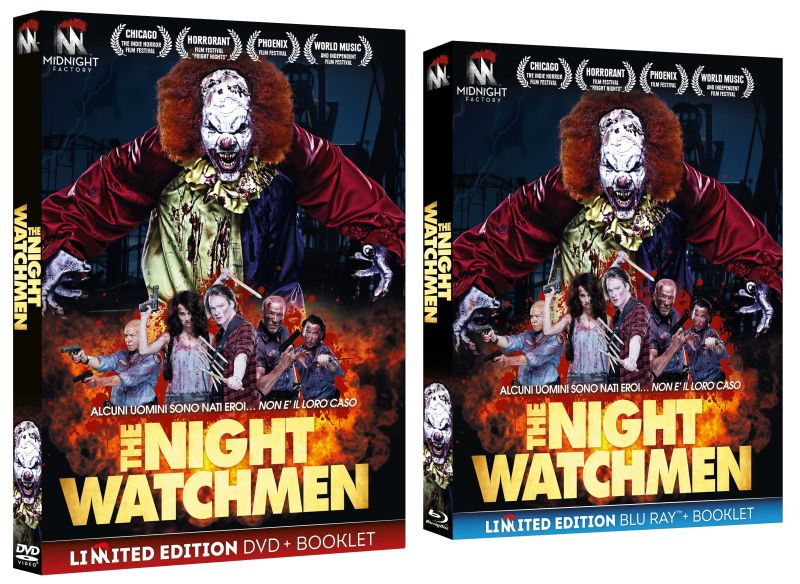 The Night Watchman 2