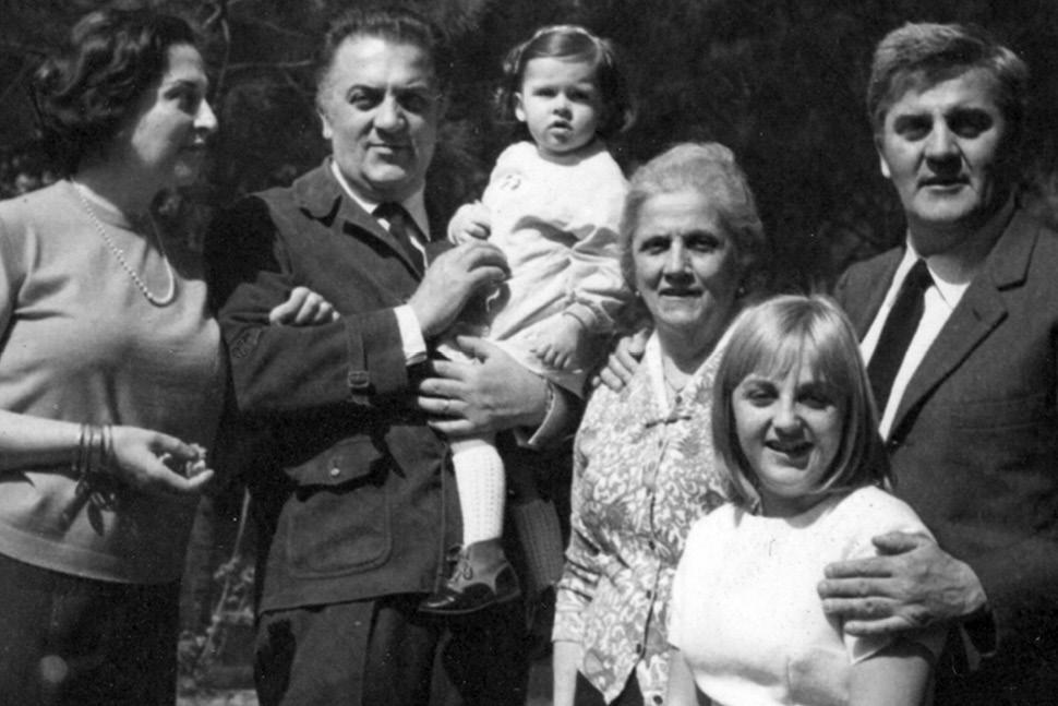Fellini Fine Mai 1