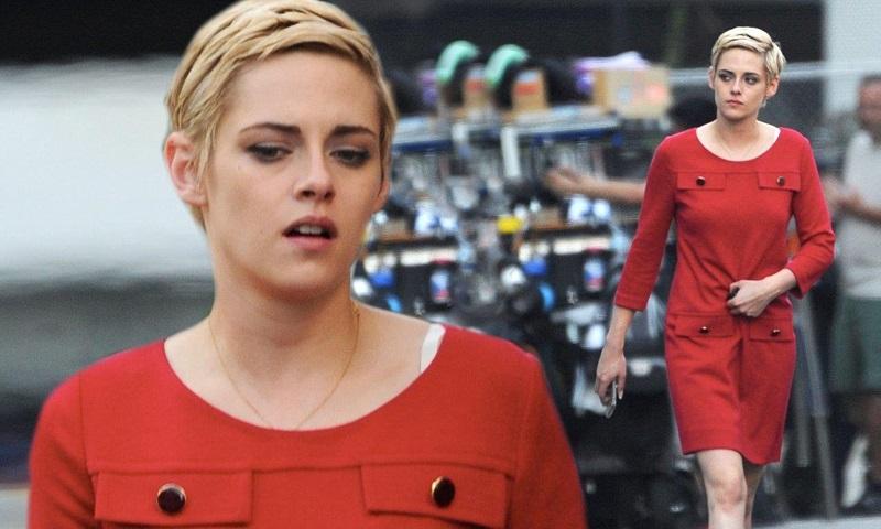 "Kristen Stewart in ""Seberg"""