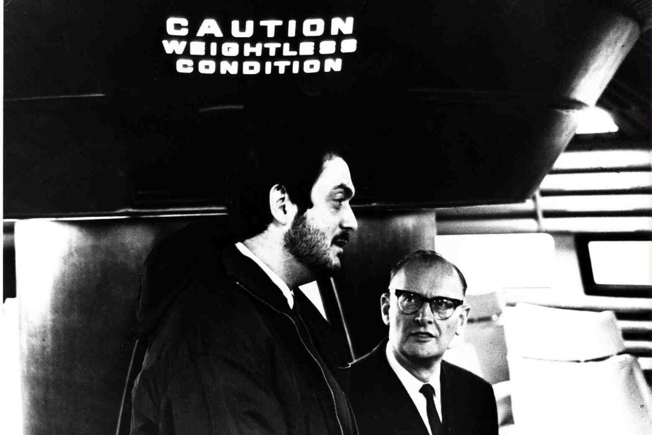 2001 Tra Kubrick e Clarke 2