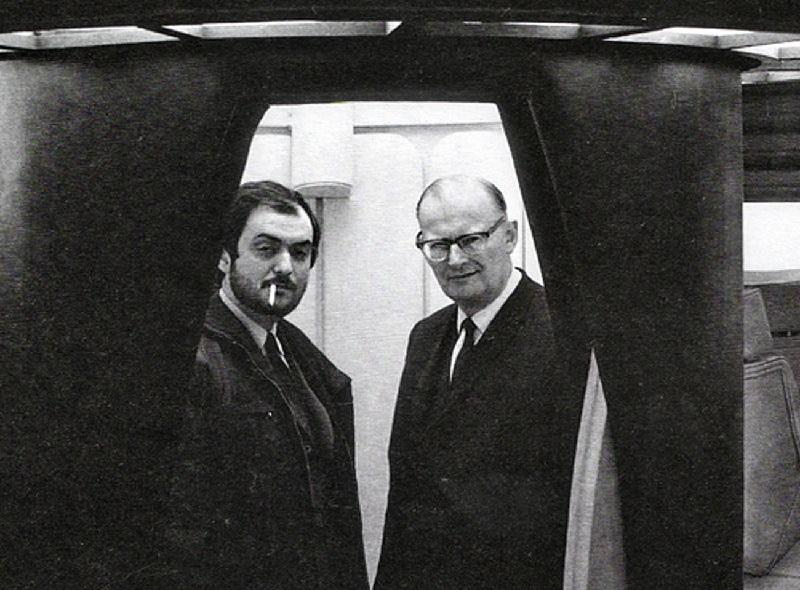 2001 Tra Kubrick e Clarke 4