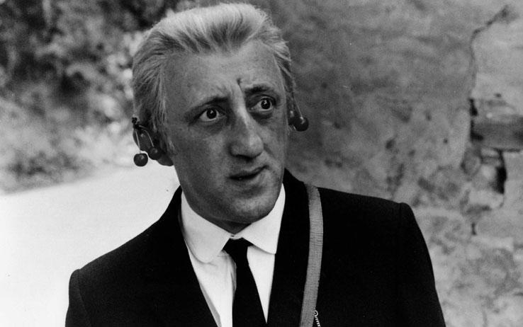 """Carlo Delle Piane in """"Una Gita Scolastica"""""""