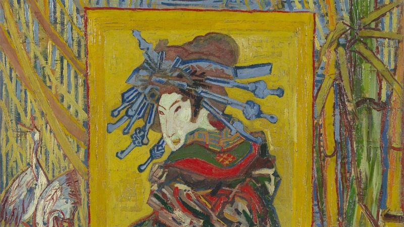 Van Gogh e il Giappone 0