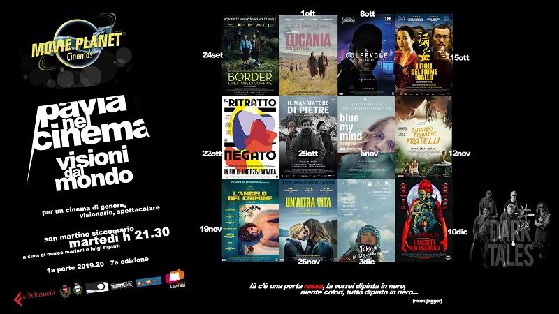 Visioni Dal Mondo Pavia Nel Cinema