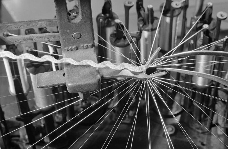 ANDRÉ KERTÉSZ – Fondazione Carisbo - Casa Saraceni American Viscose Corporation, Marcus Hook, Pennsylvania, 1944 Donation André Kertész, Ministère de la Culture (France), Médiathèque de l'architecture et du patrimoine, diffusion RMN-GP