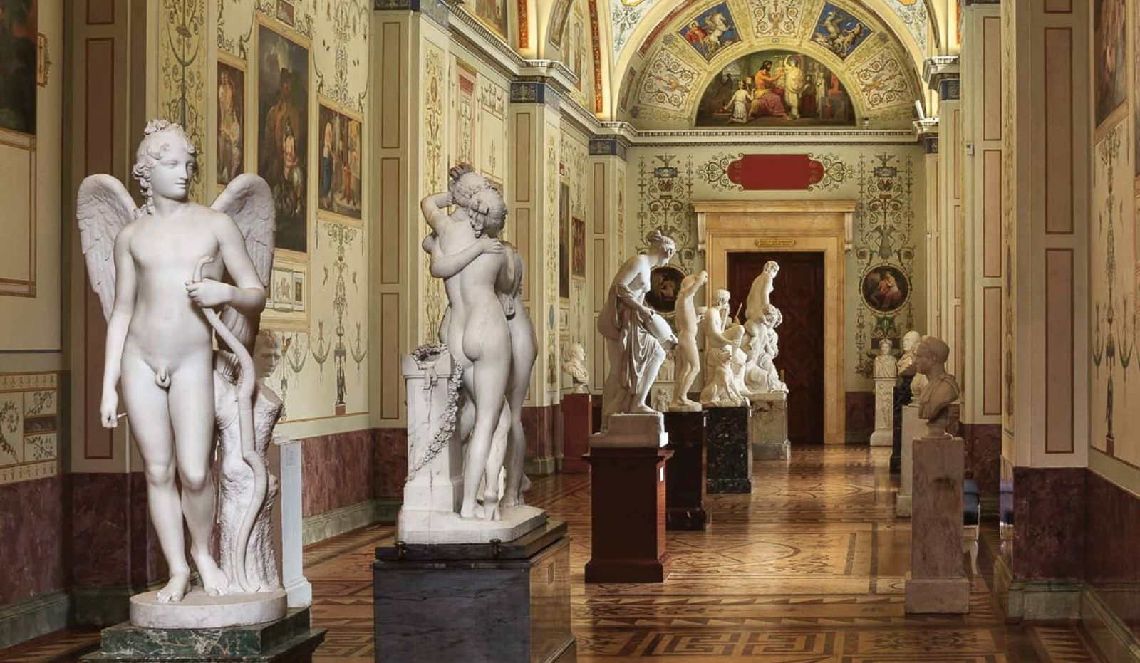 Galleria dei Canova, Palazzo d'Inverno ® San Pietroburgo, Museo Statale Ermitage