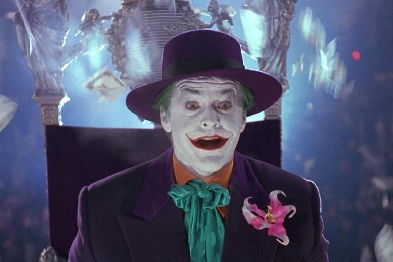 Jack Nicholson è Joker